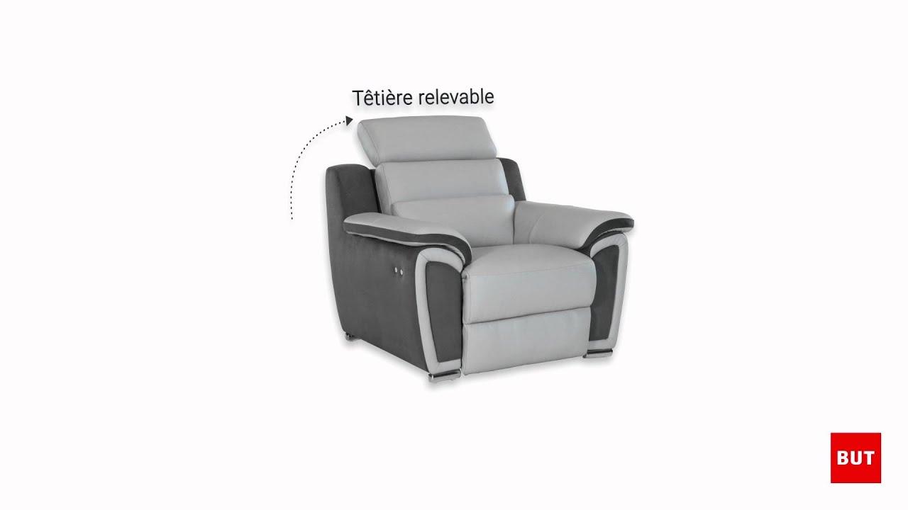 fauteuil relax electrique wow but