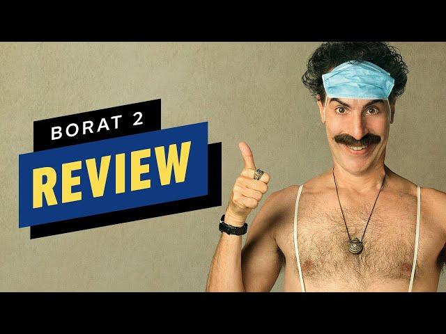 Borat Subsequent Moviefilm Review