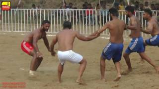 ਫਰਵਾਲਾ (ਜਲੰਧਰ ) FARWALA | KABADDI TOURNAMENT - 2016 | 2nd QUARTER FINAL | Part 7th