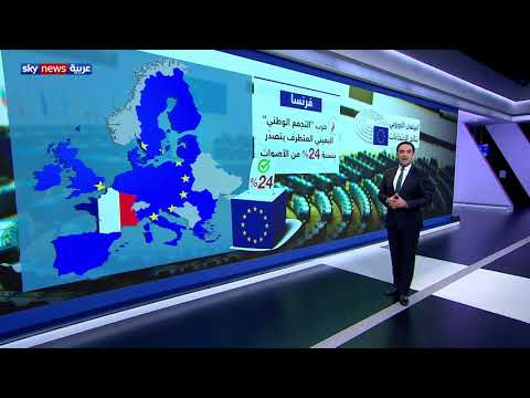 فوز الأحزاب اليمينية بانتخابات البرلمان الأوروبي  - نشر قبل 18 دقيقة