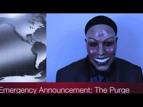 D-Jukes - Emergency Announcement  The Purge