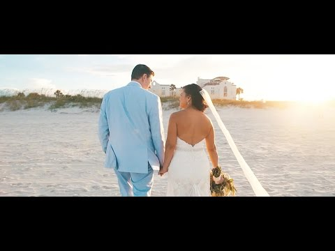 Casa Marina Jacksonville Beach Wedding Video B Rox Anne