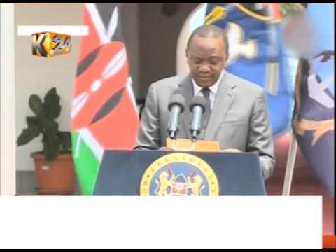 President Kenyatta: Kenya shall not be bowed by Alshabaab