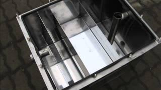 Жироуловитель(Жироуловитель производства Агромаш, возможно исполнение с сенсорной TOUCH-панелью. Более подробно с техничес..., 2012-12-02T20:26:37.000Z)