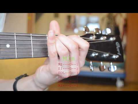 Tutorial-HEAL THE WORLD ITA-chitrarra-acustica-tab-accordi-arpeggio