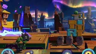 Angry Birds Transformers Final Boss King Pig Vs Bad Piggies