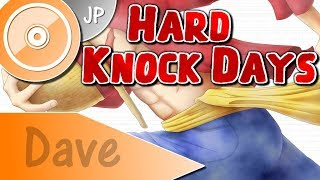 """ONE PIECE [OP18] """"Hard Knock Days"""" - (JAPANESE Cover) 