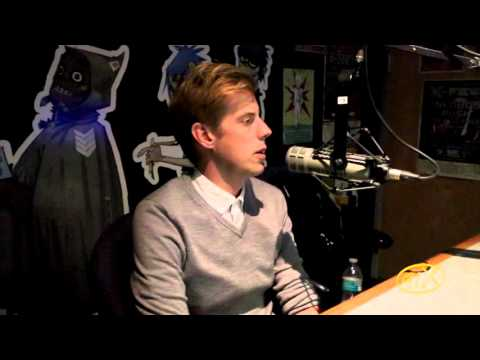 Andrew McMahon In The Wilderness :: Interview at 91X