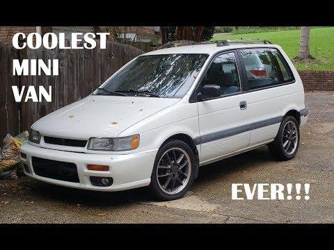 Project Introduction: 1992 Mitsubishi Expo
