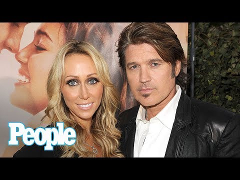 Tish Cyrus On Meeting Billy Ray Cyrus, Her Wilder Years: 'I Used To Be Fun' | People NOW | People