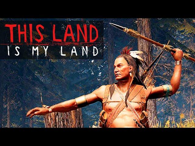 Überstarke Indianer 🦅 This Land Is My Land #21 🦅 [Lets Play Deutsch]