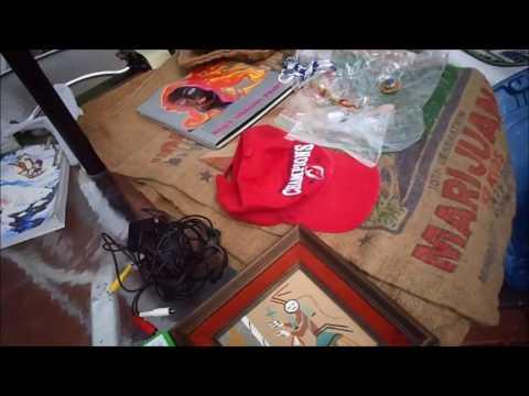 Video Games Jewelry DVDs +. Flea Market Garage Yard Estate Sale Finds Pick-Ups - 7/8/16