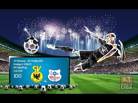 2019-06-02 / 24. Spieltag / Kreisliga B (West) / SV Rabenau- SG Weißig 1861