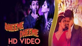Dheema Dheema (HD Video song) Pati patni aur woh