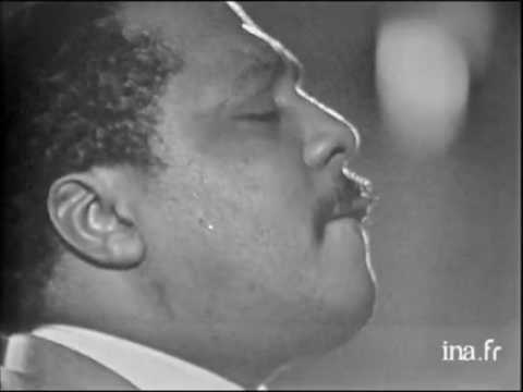 Bud Powell- I Want To Be Happy (1961) Paris