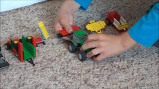 Maszyny rolnicze z LEGO. Sezon drugi odc. 1