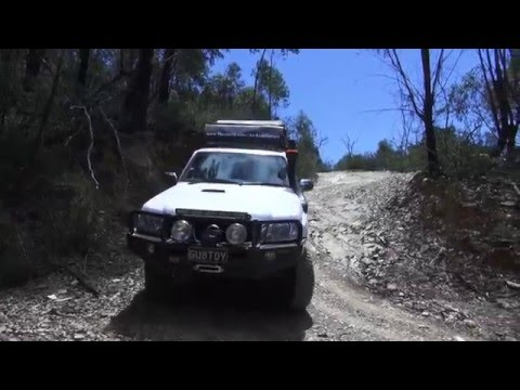 4x4 Adventure Club - Walhalla to Dargo Pt 1 (S1/E4)