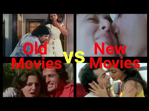 Old Movies Vs New Movies-(Part 1) - What The ComAD
