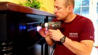 Installing Drawer Knobs