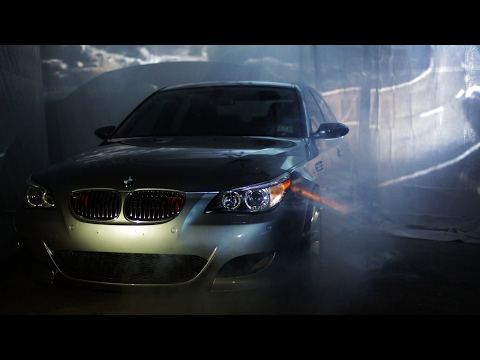 BMW e60 lovers / Music Deep In The Night