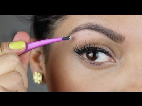 Image result for fill in eyebrows first