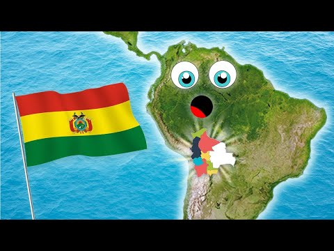 Bolivia Geography/Bolivia Country