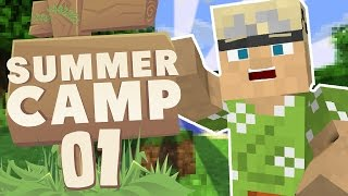 Minecraft Summer Camp - Welcome Meeting (Part 1)