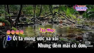 MƯA RỪNG. Thanh Nguyễn ft Ngô Thảo. Nhạc Huỳnh Anh. Cổ Loan Thảo. Karaoke Nguyễn Thành Nhơn.
