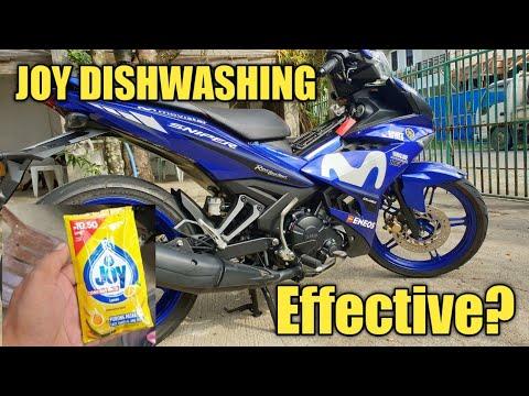 JOY DISHWASHING LIQUID EFFECTIVE BA PANG WASHING SA MOTOR?
