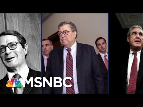 The Nixon Case That Mueller's Allies Can Use Against Trump | The Beat With Ari Melber | MSNBC