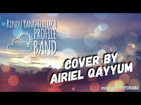 [ COVER ] Profile Band - Rindu Yang Terluka