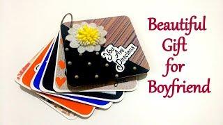Beautiful handmade GIFT idea for BOYFRIEND   Complete tutorial