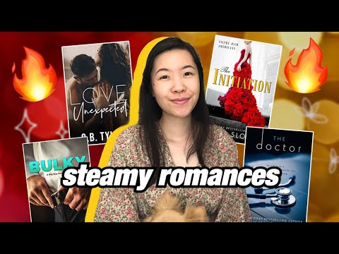 Steamy Romance Books I've Been Loving Recently   Book Recommendations