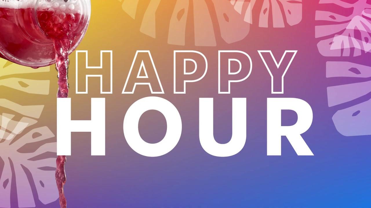 ¡Llegó Happy Hour con tus Refreshers favoritos!