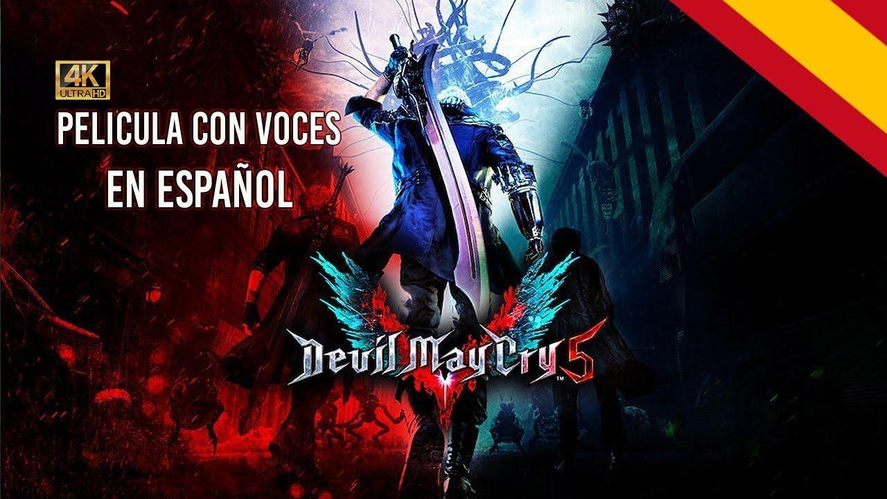 DEVIL MAY CRY 5 PELICULA EN ESPAÑOL thumbnail