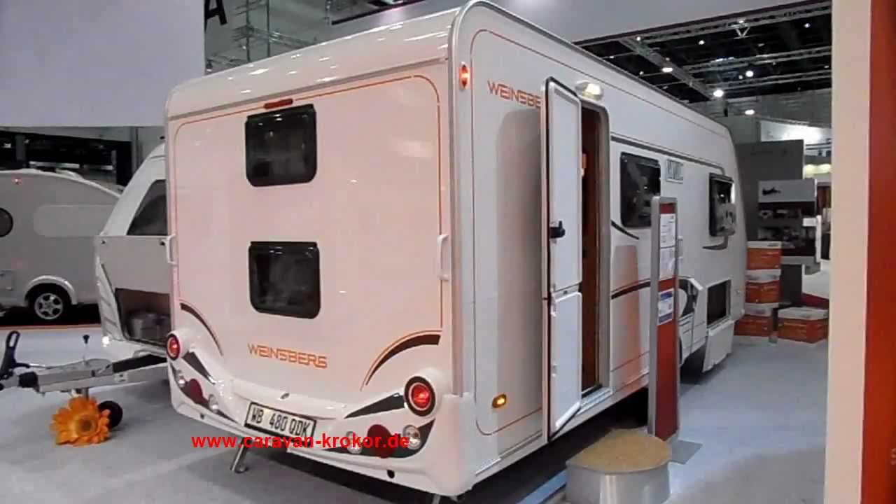 weinsberg caraone 480 qdk mod 2013 wohnwagen caravan youtube. Black Bedroom Furniture Sets. Home Design Ideas