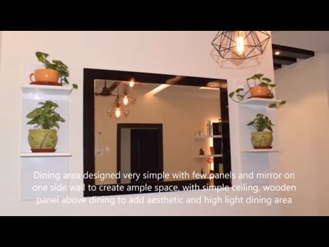 INTERIOR DESIGN | BANGALORE | SJR PARKWAY HOMES | APARTMENT DESIGN | SUDHANSHU AND MAMTA