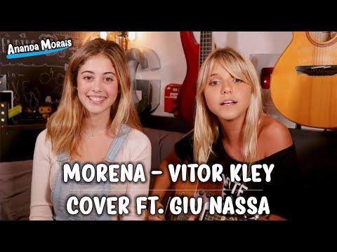Morena - Vitor Kley  Cover  Ananda Morais ft Giu Nassa