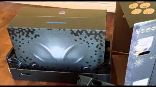 Alienware Aurora R3 - Unboxing