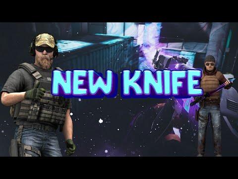 Дуэль против Alex Mav+новый нож