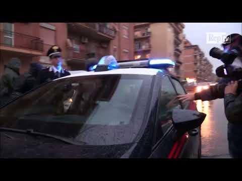 Ostia, Roberto Spada fermato dai carabinieri