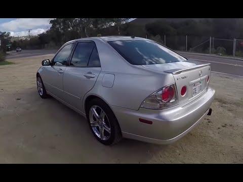 550 HP Sleeper Turbo 2JZ Swap Lexus IS300 - One Take