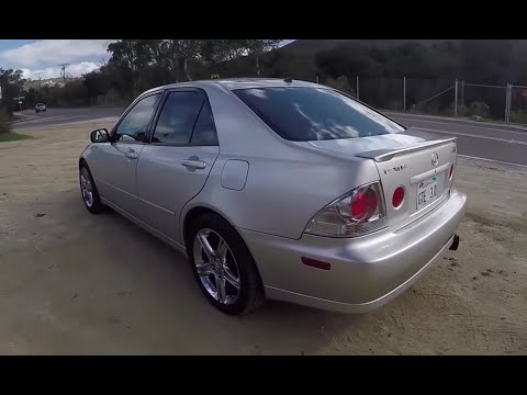 550 HP Sleeper Turbo 2JZ Swap Lexus IS300 - One Take