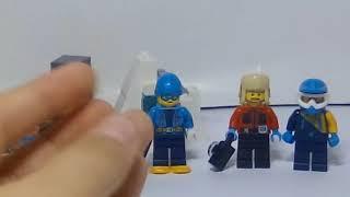 Обзор Лего Арктика 60191 2018
