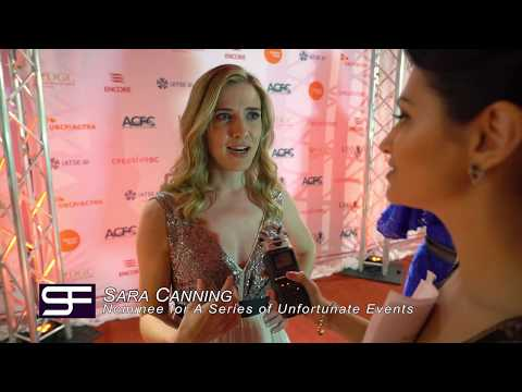 2017 Leo Awards: Sara Canning, Chelah Horsdal, Peter & Julia Benson, Tammy Gillis