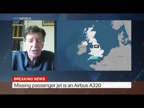 Interview with aviation safety specialist Philip Butterworth-Hayes on missing plane