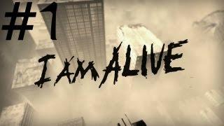 I Am Alive - Walkthrough [HD] - Part 1 | DanQ8000