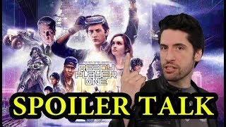 Ready Player One - SPOILER Review