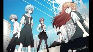 Evangelion 2.22 - Beautiful World (Utada Hikaru)