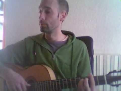 Le Roi (des cons) -reprise Brassens- guitare et chant